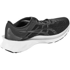 asics Novablast Shoes Women, negro/blanco